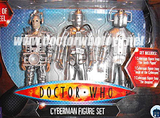 Tesco Exclusive Series Figure Set