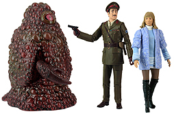 The Three Doctors Collectors Set