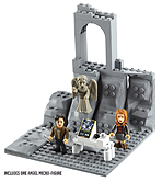 Doctor Who Character Building Time of Angels Mini Set